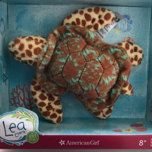 American Girl LEA/'s SEA TURTLE New in Box